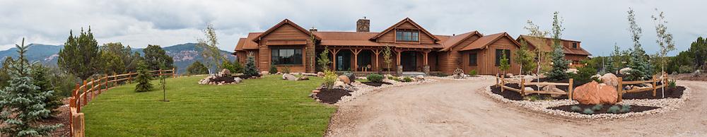Ranch home in New Harmony, Utah