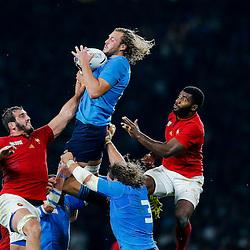 France v Italy