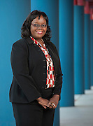 Elementary School Principal of the Year Tonya Woods at Lewis Elementary School, May 8, 2013.