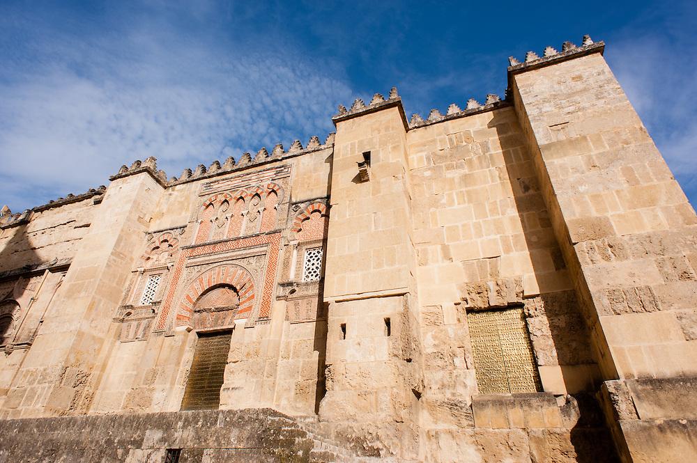 Mosque in Cordoba (Spain)