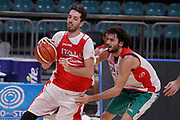 Della Valle Amedeo, Vitali Michele<br /> Nazionale Senior maschile<br /> Allenamento<br /> World Qualifying Round 2019<br /> Bologna 12/09/2018<br /> Foto  Ciamillo-Castoria / Giuliociamillo