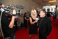Jo Whiley and Jools Holland