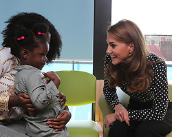 Britain's Catherine, Duchess of Cambridge, visits Sunshine House Children and Young People's Health and Development Centre in south London to meet with the Southwark Family Nurse Partnership team and highlight the valuable work that they do. Family Nurse Partnership (FNP) is a voluntary home visiting programme for first-time parents aged 24 and under. The parents are partnered with a specially trained family nurse who visits them regularly, from early pregnancy until their child is two. The programme supports young mums to have a healthy pregnancy, improve their child's health and development, and reach their goals and aspirations. Multiple rigorous evaluations show it has a long-term positive impact on child outcomes. FNP is delivered in around 70 areas across England and each local team is made up of specially trained family nurse supervisors, family nurses, and quality support officers. MD/Express Syndication NO UK SALES FOR 28 DAYS. NO GETTY SALES. 19 Sep 2019 Pictured: Britain's Catherine, Duchess of Cambridge, visits Sunshine House Children and Young People's Health and Development Centre in south London to meet with the Southwark Family Nurse Partnership team and highlight the valuable work that they do. Family Nurse Partnership (FNP) is a voluntary home visiting programme for first-time parents aged 24 and under. The parents are partnered with a specially trained family nurse who visits them regularly, from early pregnancy until their child is two. The programme supports young mums to have a healthy pregnancy, improve their child's health and development, and reach their goals and aspirations. Multiple rigorous evaluations show it has a long-term positive impact on child outcomes. FNP is delivered in around 70 areas across England and each local team is made up of specially trained family nurse supervisors, family nurses, and quality support officers. MD/Express Syndication NO UK SALES FOR 28 DAYS. NO GETTY SALES. Photo credit: Express Syndication / MEGA