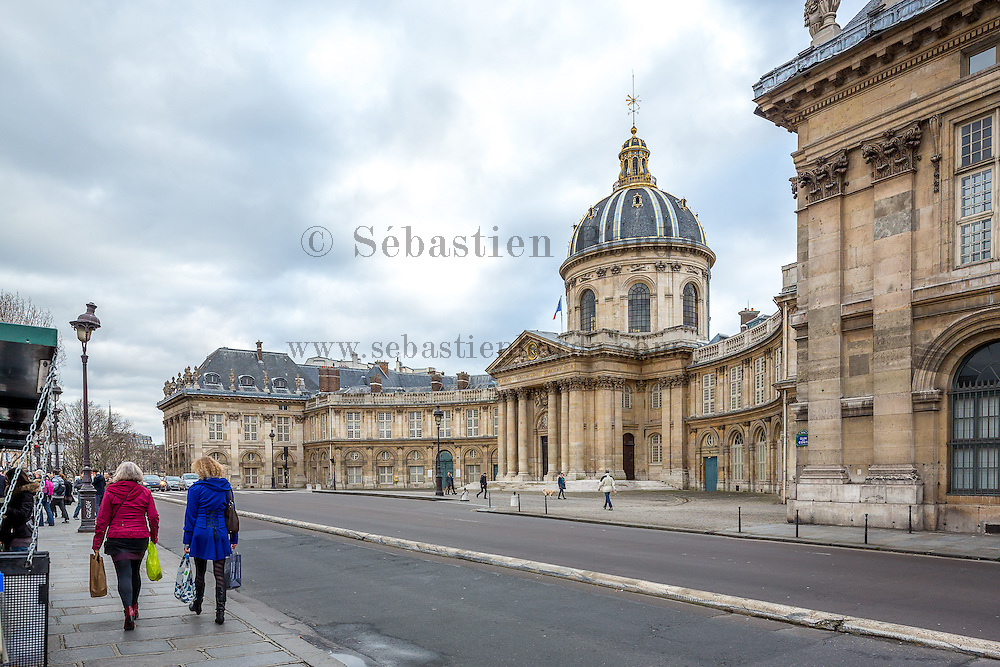 Institut de France // Institut of France.