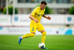 Andraz Zinic of Domzale during football match between NK Domzale and NK CB24 Tabor Sezana in 31st Round of Prva liga Telekom Slovenije 2019/20, on July 3, 2020 in Sports park, Domzale, Slovenia. Photo by Vid Ponikvar / Sportida