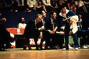 Europei Francia 1983 - Girone eliminatorio Limoges_ Pamchina Italia Alessandro Gamba, Alessandro Galleani