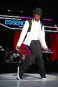 Ne-Yo performs at the Kickoff of The 2009 Essence Music Festival held at The New Orleans Superdome on July 3, 2009 in New Orleans, Louisiana