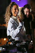 Leona Lewis performing BBC The One Show -14 Feb 2018