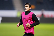 SOLNA, SWEDEN - MARCH 18: Tarik Elyounoussi of AIK during the Swedish Cup Semifinal between AIK and Djurgardens IF at Friends arena on March 18, 2018 in Solna, Sweden. Photo by Nils Petter Nilsson/Ombrello ***BETALBILD***