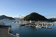 Picton, Marlborough Sounds, South Island, New Zealand<br />