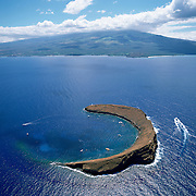Molokini Island, Maui, Hawaii, USA