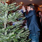 NLD/Hilversum/20121207 - Skyradio Christmas Tree, Victor Brand
