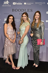 Guests at the Boodles Boxing Ball, in association with Argentex and YouTube in Support of Hope and Homes for Children at Old Billingsgate London, United Kingdom - 7 Jun 2019 Photo Dominic O'Neil