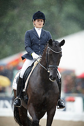 Koppelmann Carola, (GER), Lady Loxley M<br /> First Qualifier 6 years old horses<br /> World Championship Young Dressage Horses - Verden 2015<br /> © Hippo Foto - Dirk Caremans<br /> 07/08/15