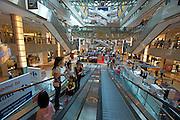 Orchard Road. Plaza Singapura shopping centre.