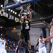 Delaware 87ers Forward Drew Gordon (32) dunks the ball in the first half of a NBA D-league regular season basketball game between the Delaware 87ers and the Reno Bighorns (Sacramento Kings), Tuesday, Feb. 10, 2015 at The Bob Carpenter Sports Convocation Center in Newark, DEL