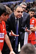 DESCRIZIONE : Beko Legabasket Serie A 2015- 2016 Dinamo Banco di Sardegna Sassari - Openjobmetis Varese<br /> GIOCATORE : Paolo Moretti<br /> CATEGORIA : Allenatore Coach Ritratto Time Out<br /> SQUADRA : Openjobmetis Varese<br /> EVENTO : Beko Legabasket Serie A 2015-2016<br /> GARA : Dinamo Banco di Sardegna Sassari - Openjobmetis Varese<br /> DATA : 07/02/2016<br /> SPORT : Pallacanestro <br /> AUTORE : Agenzia Ciamillo-Castoria/C.Atzori