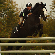 Waylon Roberts (CAN) and Paleface at the 2006 Wits End Horse Trials held in Mansfield, Ontario, Canada