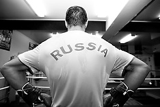 Sergei Kovalev training feature