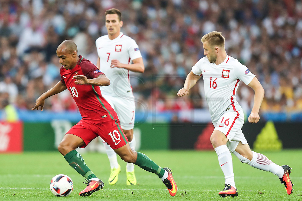 MARSEILLE, FRANCE, 06.30.2016 - PORTUGAL-POLAND - John Mario Portugal in the match against Poland valid for the quarterfinals of Euro 2016 at the Velodrome stadium in Marseille, on Thursday (30).