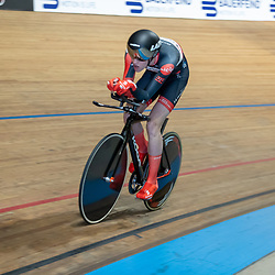 27-12-2019: Wielrennen: NK Baan: Alkmaar <br />Enzo Leijnse pakt de bronzen medaille op de achtervolging