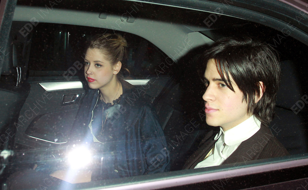 11.APRIL.2011. LONDON<br /> <br /> PEACHES GELDOF AND THOMAS COHEN AT THE CARPHONE WAREHOUSE APPY'S AWARDS AT VINOPOLIS IN LONDON<br /> <br /> BYLINE: EDBIMAGEARCHIVE.COM<br /> <br /> *THIS IMAGE IS STRICTLY FOR UK NEWSPAPERS AND MAGAZINES ONLY*<br /> *FOR WORLD WIDE SALES AND WEB USE PLEASE CONTACT EDBIMAGEARCHIVE - 0208 954 5968*