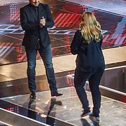 NLD/Hilversum/20160129 - Finale The Voice of Holland 2016, Marco Borsato en Anouk