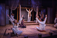 """The Fourth Messenger"" at Ashby Stage in Berkeley, CA"