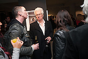 GONNY GLASS; BILL WYMAN - REWORKED' , Photographs by Bill Wyman and reworks by Gerald Scarfe, Pam Glew, Dale Marshall, Penny and James Mylne, Rook & Raven Gallery: 7-8 Rathbone Place, London. 26 February 2013