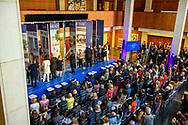 Donors, Faculty, Staff and Students attend the Meadows Owen Arts Center Renovation Kickoff, Friday, November 8, 2019 in the Owen Arts Center on the SMU Campus.