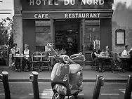 Hotel du Nord, Canal Saint-Martin, Paris