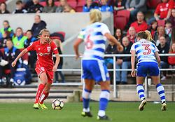 Claire Emslie of Bristol City Women - Mandatory by-line: Paul Knight/JMP - 22/04/2017 - FOOTBALL - Ashton Gate - Bristol, England - Bristol City Women v Reading Women - FA Women's Super League 1 Spring Series