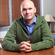 "Anthony Doerr won the 2015 Pulitzer Prize for fiction for his novel ""All the Light We Cannot See."""