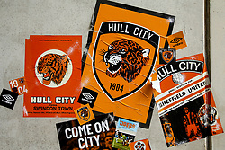 A general view of The KCOM Stadium, home to Hull City - Mandatory by-line: Robbie Stephenson/JMP - 05/05/2019 - FOOTBALL - KCOM Stadium - Hull, England - Hull City v Bristol City - Sky Bet Championship