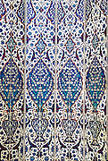 TURKEY, ISTANBUL, OTTOMAN Rustem Pasa Camii; mosque, Iznik tiles