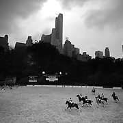 Central Park First Ever Polo Match 2014