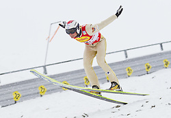 16.12.2011, Casino Arena, Seefeld, AUT, FIS Nordische Kombination, Ski Springen Team HS 109, im Bild Miroslav Dvorak (CZE) // Miroslav Dvorak of Czech Republic during Ski jumping the team competition at FIS Nordic Combined World Cup in Sefeld, Austria on 20111211. EXPA Pictures © 2011, PhotoCredit: EXPA/ P.Rinderer