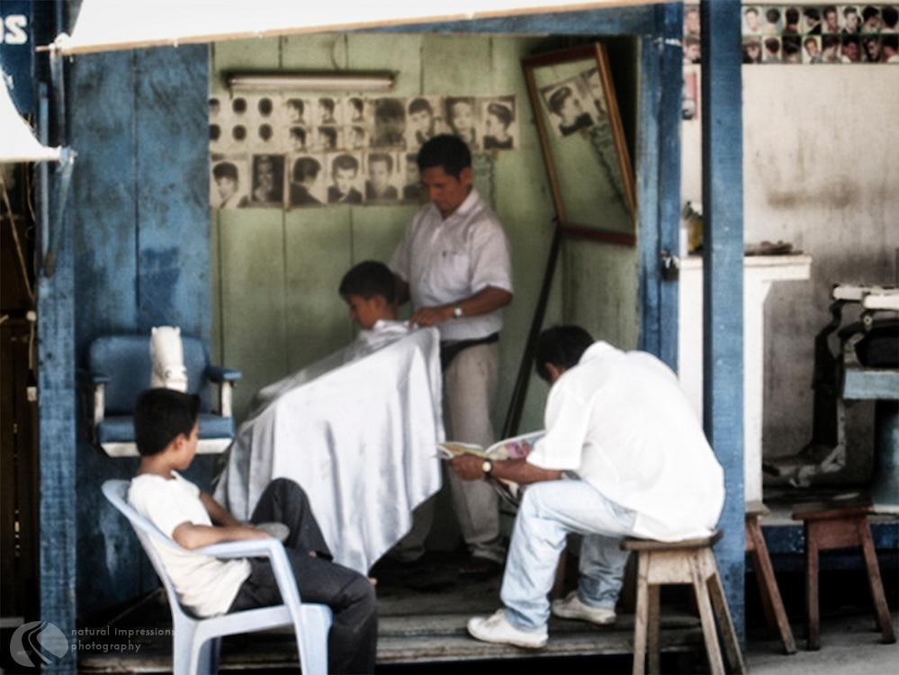Tarapota Outdoor Market, Peru