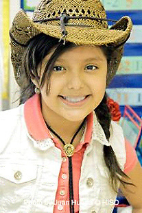"Officially, Friday, Feb. 22, 2013, is Go Texan Day, but students from all across HISD (including Piney Point ES, pictured) have been getting ready for the Houston Livestock Show & Rodeo early by dressing up in their finest western wear during school activities held throughout the week. Send your school's ""Go Texan"" photos to hisdphotos@yahoo.com for inclusion in this gallery."