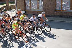 Race neutralised due to shortage of marshals at the 108 km Stage 2 of the Lotto Belgium Tour 2016 on 8th September 2016 in Lierde, Belgium. (Photo by Sean Robinson/Velofocus).