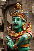 Hindu god statue, Bali, Indonesia