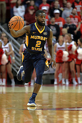 09 December 2017:  sr2..m during a College mens basketball game between the Murray State Racers and Illinois State Redbirds in  Redbird Arena, Normal IL