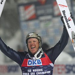 20090220: Nordic Ski - WC Liberec 2009, Nordic combined Ski jumping