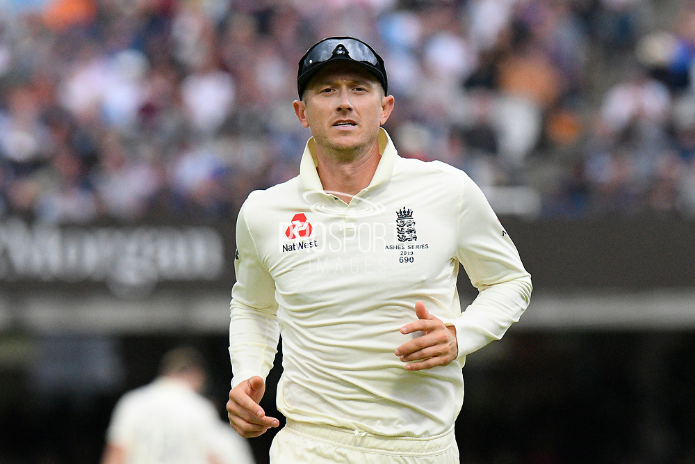 Joe Denly of England during the International Test Match 2019 match between England and Australia at Lord's Cricket Ground, St John's Wood, United Kingdom on 18 August 2019.
