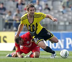 Auckland-Football, A-League Phoenix v Adelaide