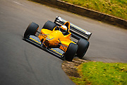 Car number 1. Driven by Scott Moran at Shelsley Hill climb 6/6/10