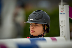 D Have Lynn, (BEL)<br /> Class 16 Nations Cup YR<br /> International Competition CSIO Young Riders Opglabbeek 2016<br /> © Dirk Caremans