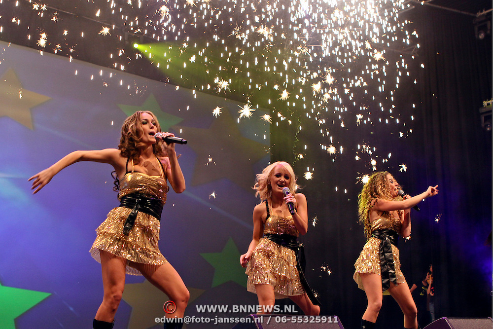 NLD/Den Bosch/20081107 - Premiere Djumbo Magic Show, Djumbo optreden