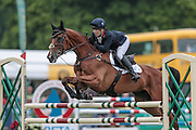 PAMERO 4 ridden by Laura Collett competing in the show jumping at Bramham International Horse Trials 2016 at  at Bramham Park, Bramham, United Kingdom on 12 June 2016. Photo by Mark P Doherty.