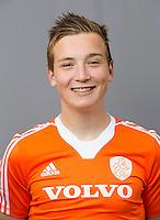 UTRECHT - Hockey - Floris Wortelboer.  Nederlands Jongens A. FOTO KOEN SUYK